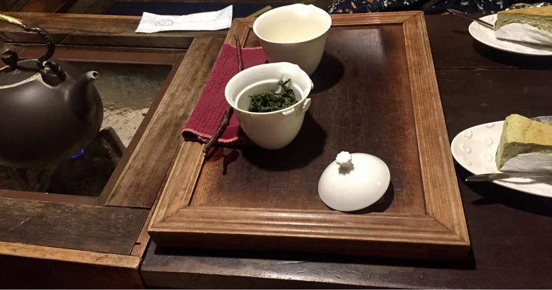 台湾の喫茶店の画像