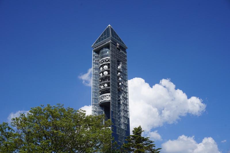 スカイタワーの画像
